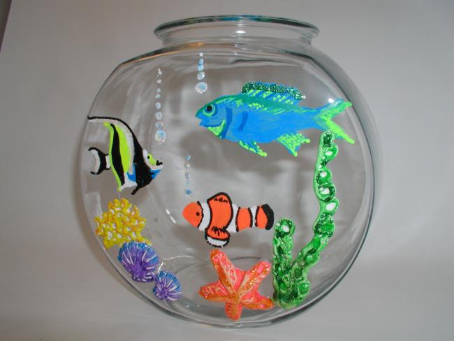 Fish craft projects for kids car interior design for Fish for kids