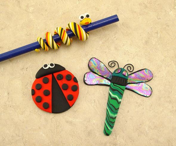 Hands on crafts for kids for Clay craft ideas for adults