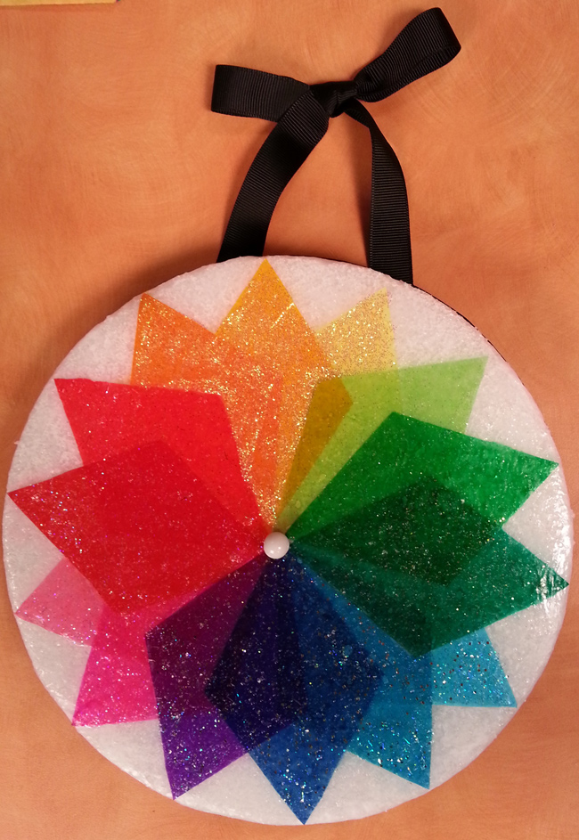 Hands on crafts for kids for Colour paper craft