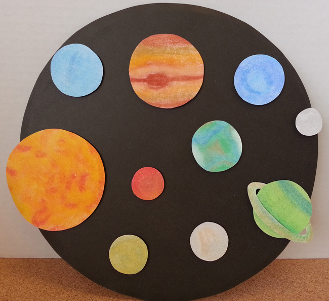 Hd Wallpapers Craft Ideas For Kids Solar System 7androidwalllove