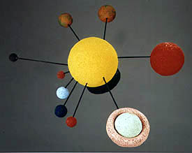Craft Ideas  on Make  Position The Planets In Orbit Around The Sun For Totally Far Out